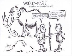Woolly-Mart